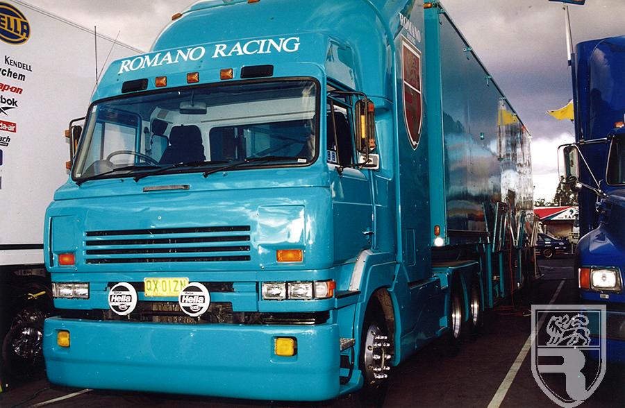 Romano-Race-Truck
